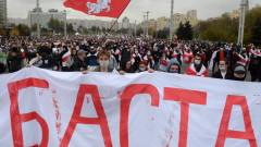300 протестиращи са задържани в Беларус