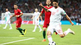 Португалия - Испания 3:3, хеттрик на Кристиано