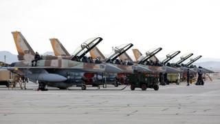Ударите на Израел в Сирия от 2013 г.