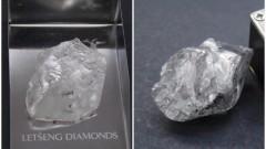 Откриха два огромни диаманта над 100 карата в мина в Африка