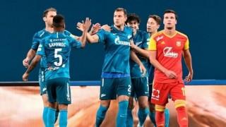 Зенит не срещна трудности срещу Арсенал (Тула) и Георги Костадинов