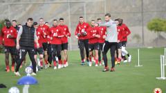 ЦСКА не очаква нови попълнения в Турция