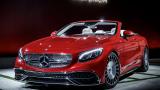 Mercedes-Maybach показа най-разкошния и скъп кабриолет (ВИДЕО)