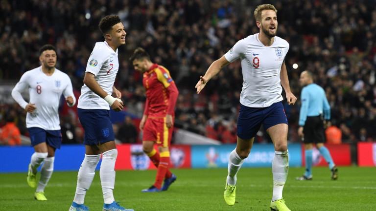 Националният отбор на Англия разгроми със 7:0 Черна Гора на