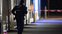 Експлозия в Хамбург, няма пострадали