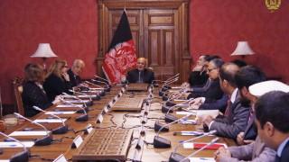 Афганистан обяви екипа, който преговаря с талибаните