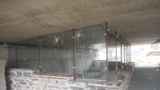 Вандали са вилнели на Античния форум в Стара Загора