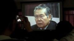 Бившият президент на Перу е в болница