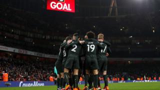 Ман Сити заби втори звучен шамар на Арсенал в рамките на няколко дни