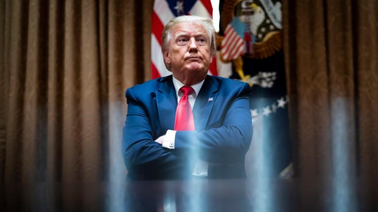 Тръмп обяви, че Сиатъл е превзет от терористи