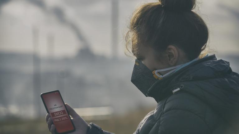 Смъртоносното замърсяване на въздуха е високо през 2020 г. въпреки блокадите