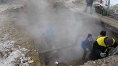 Трети ден над 2000 семейства в Русе стоят без парно и топла вода