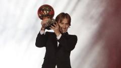 """Хърватия е 19-ата държава с носител на """"Златна топка"""""""