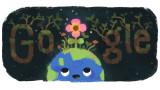 """""""Гугъл"""" почете пролетното равнодействие"""