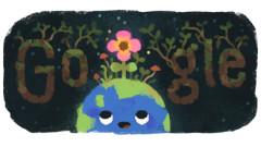 """""""Гугъл"""" почете пролетното равноденствие"""
