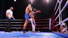 Драго Петров спечели любовта на публиката след зрелищен нокаут срещу руснак