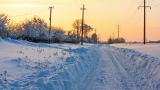 Лошото време, влошената пътна обстановка и грипът затвориха над 60 училища