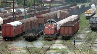 Македония строи първата си жп линия към България