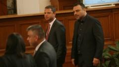 Депутатите приеха оставката на колегата си Ивайло Московски