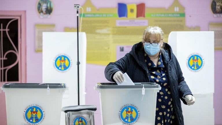 Молдова избира президент
