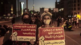 Ливан обвини чужди сили за протестите