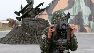 Тайван симулира нападение от Китай