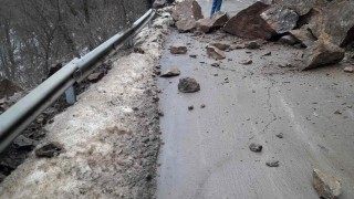 Пропаднаха около 200 метра от пътя за село Леденик