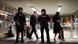 Строги мерки в Австрия след атентата във Виена