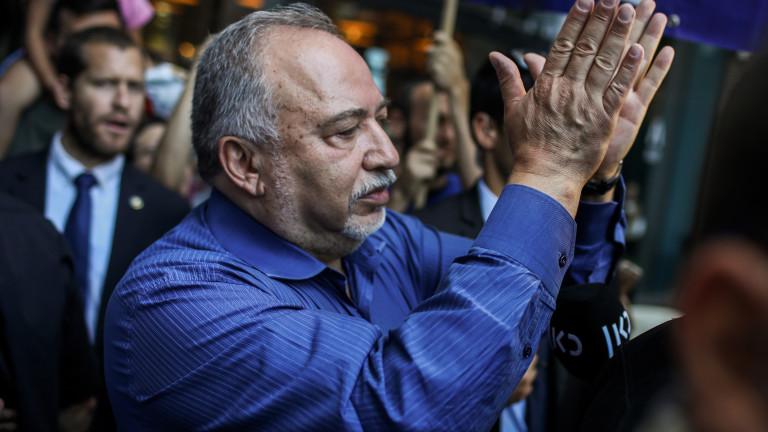 Лидерът на израелската партия