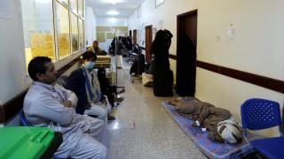 2000 починали и 420 000 болни от холера в Йемен