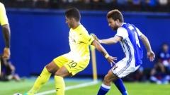 """Жълтата подводница"" потопи Реал Сосиедад"