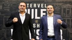 Кубрат Пулев: Идеално, аз съм готов за такъв мач, не е за вярване