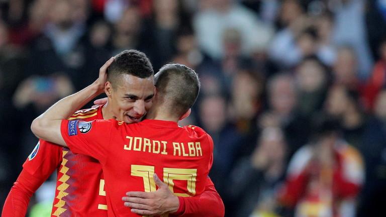 Испания потрепери срещу Норвегия, но все пак тръгна с три