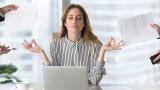 Как да се справим със стреса в работата