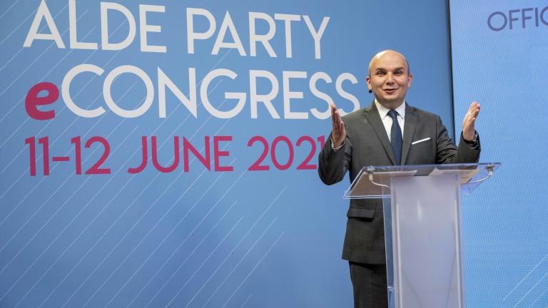 Илхан Кючюк е новият председател на АЛДЕ