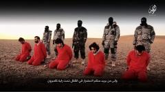 """""""Ислямска държава"""" извърши най-голямата екзекуция в Сирия през 2017 г."""