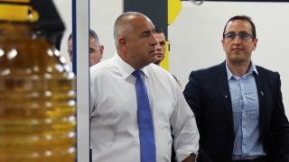 Бойко Борисов отказва да влезе в тона на Нинова