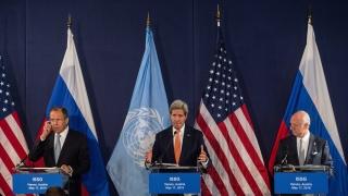 Световните сили приеха умерени цели за прекратяване на конфликта в Сирия