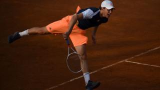 Доминик Тийм на 1/4-финал в Буенос Айрес