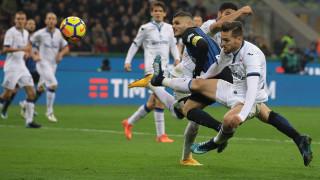 Интер продължи с победния марш: 2:0 над Аталанта