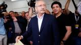 Основната опозиционна партия в Турция с най-слаб резултат от 2011-а насам