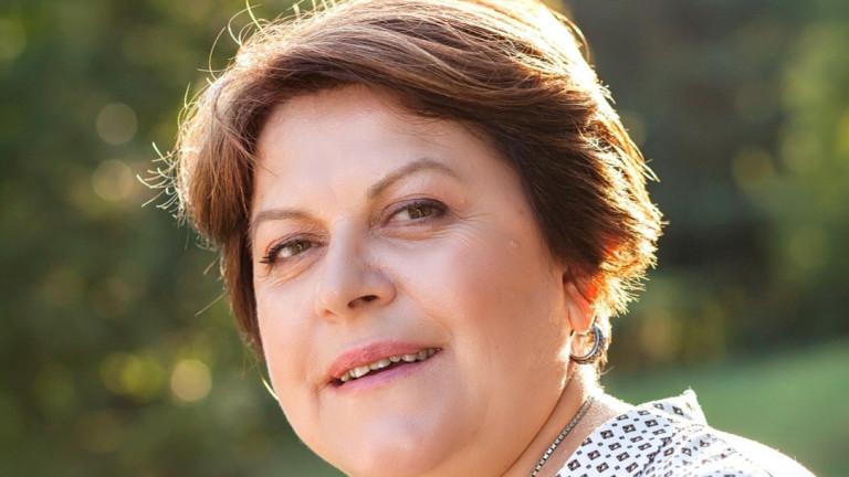 Татяна Дончева: ГЕРБ трябва да получи червен картон в неделя
