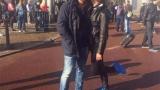 Яна и Петко празнуват годишнина от сватбата в Лондон