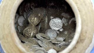 Археолози откриха монети от времето на Цар Иван Александър