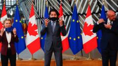 ЕС опитва да се отдалечи от Китай с Канада