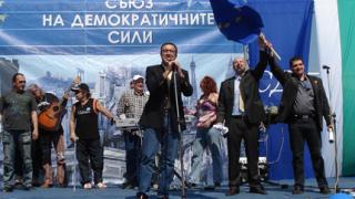 Петър Стоянов: СДС не се бори за 2-3 места в ЕП, а за обединение на десницата
