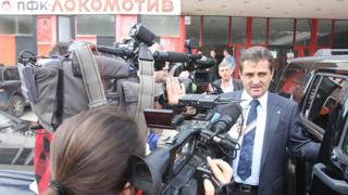 Локо (Сф) поиска главата на Коце Костадинов
