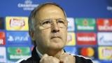 Георги Дерменджиев: Ще атакуваме Арсенал, не ни е страх