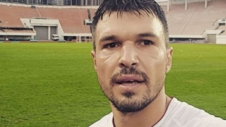 Валери Божинов пак се обясни в любов на Партизан