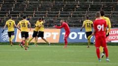 Ботев (Пд) победи Царско село с 3:0 като гост и взе реванш за загубата в Коматево
